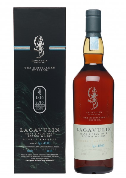 Lagavulin Distillers Edition 2000/2016