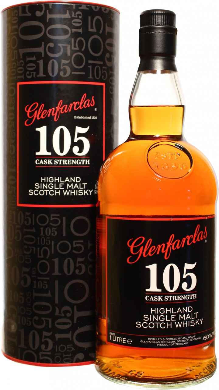 glenfarclas 105 cask strength 60 1 l preisvergleich alkohol g nstig kaufen bei. Black Bedroom Furniture Sets. Home Design Ideas