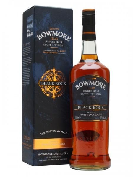 Bowmore Black Rock 1,0l