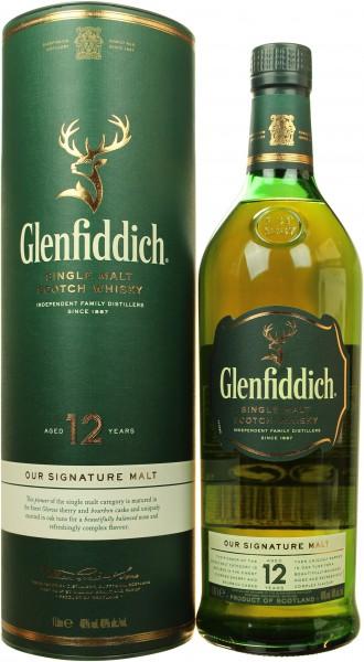 Glenfiddich 12 Jahre