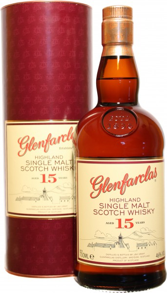 Glenfarclas 15 Jahre