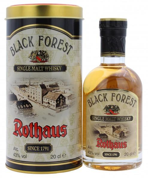 Rothaus Black Forest 2020 12. Auflage 200ml