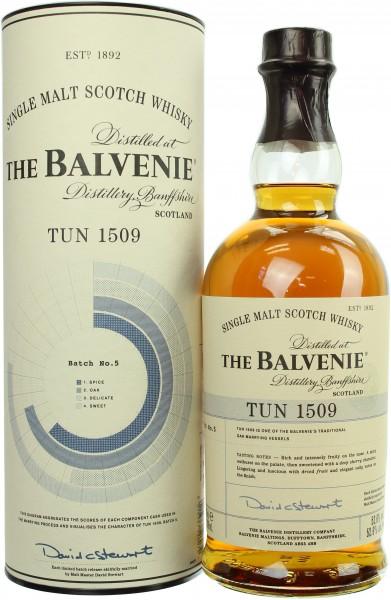 Balvenie Tun 1509 Batch No.5 2018 52.6% 0,7l