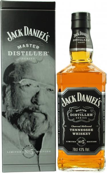 Jack Daniel's Master Distiller Series No.5 43.0% 0,7l