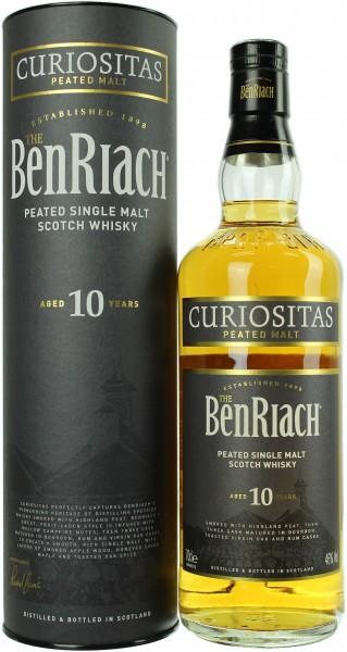 Benriach Curiositas 10 Jahre