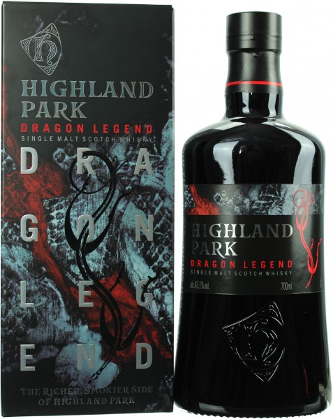 Highland Park Dragon Legend 43.1% 0,7l