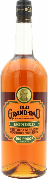 Old Grand Dad Bonded 100 Proof
