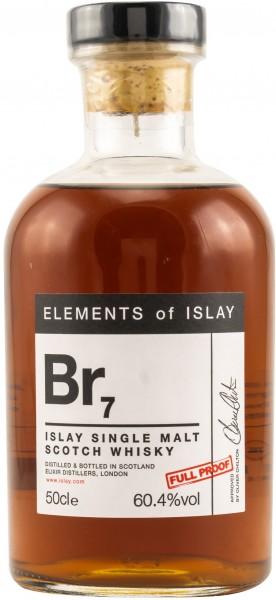 Bruichladdich Elements of Islay Br7