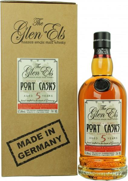 Glen Els 5 Jahre 2011/2017 Port Cask