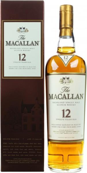 Macallan 12 Jahre