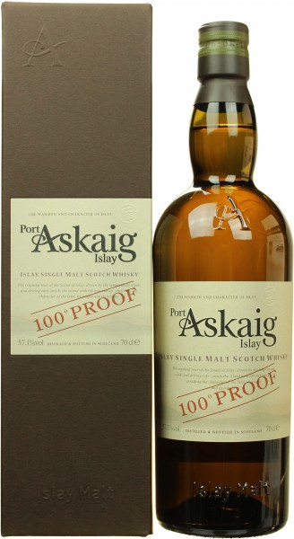 Port Askaig 100 Proof Cask Strength