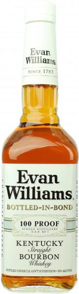 Evan Williams Bottled in Bond 50% 0,7l