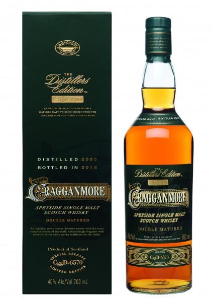 Cragganmore Distillers Edition 2005/2018 40.0% 0,7l