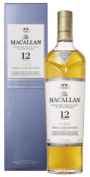 Macallan Triple Cask 12 Jahre