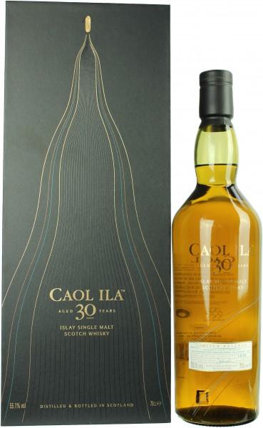 Caol Ila 30 Jahre Special Release 1983/2014 55.1% 0,7l