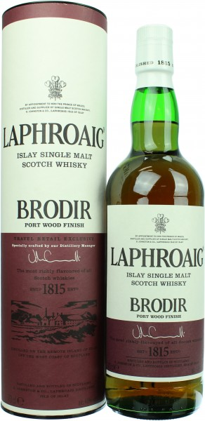 Laphroaig Brodir Port Wood Final Batch 48.0% 0,7l