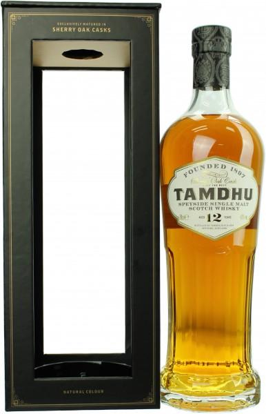 Tamdhu Sherry Cask 12 Jahre 43.0% 0,7l