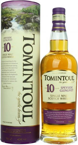 Tomintoul 10 Jahre