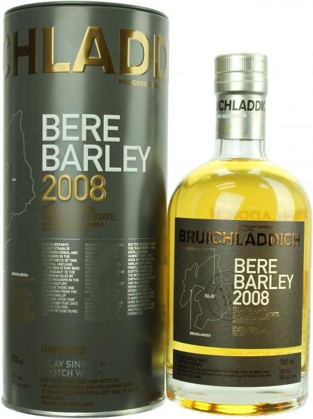 Bruichladdich Bere Barley 9 Jahre 2008/2017