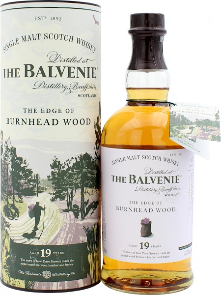 Balvenie 19 Jahre The Edge of Burnhead Wood