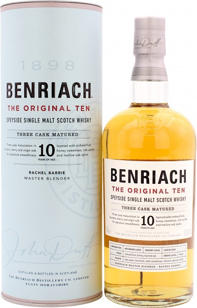 Benriach The Original Ten 10 Jahre