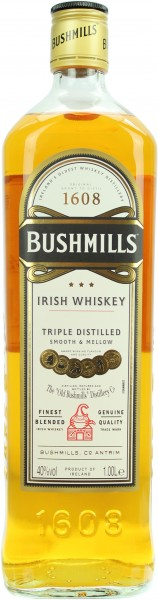 Bushmills The Original 40.0% 1 Liter