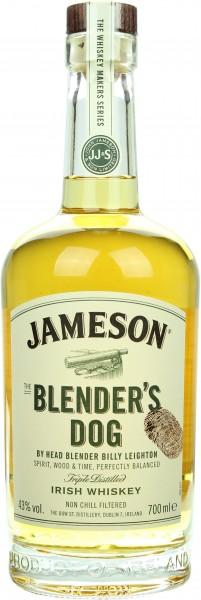 Jameson The Blender's Dog