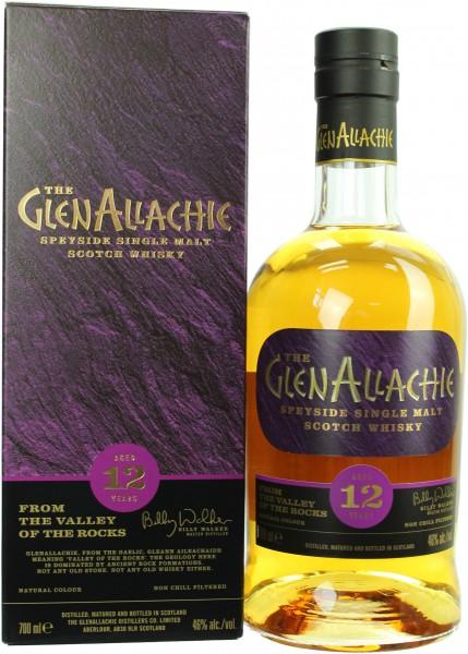 Glenallachie 12 Jahre 46.0% 0,7l