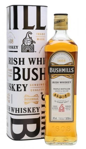 Bushmills The Original in Geschenkverpackung