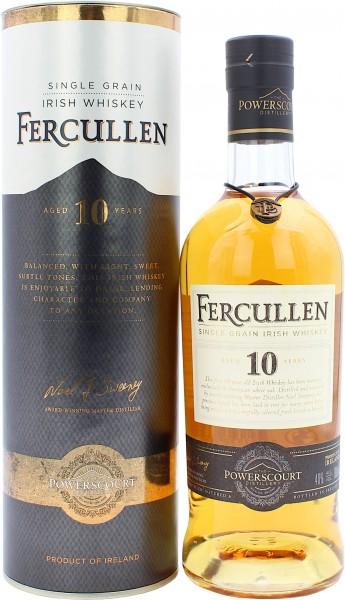 Fercullen 10 Jahre Single Grain Irish Whiskey