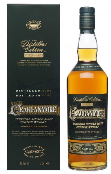 Cragganmore Distillers Edition 2008/2020
