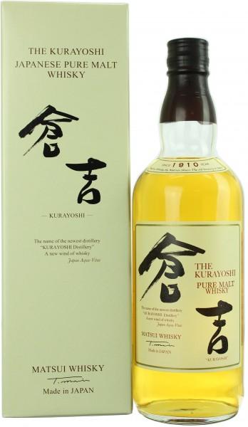 Kurayoshi Pure Malt Non Age 43.0% 0,7l