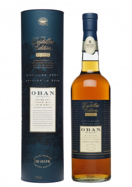 Oban Distillers Edition 2001/2016