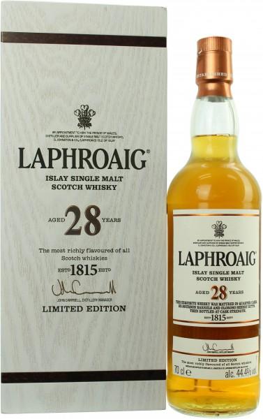Laphroaig 28 Jahre