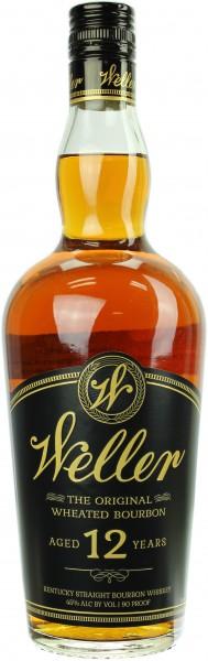 W.L. Weller Bourbon 12 Jahre 45.0% 0,7l