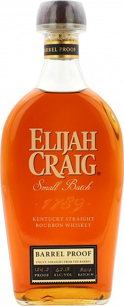 Elijah Craig 12 Jahre Small Batch Barrel Proof