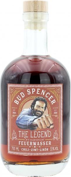 Bud Spencer The Legend Feuerwasser Likör