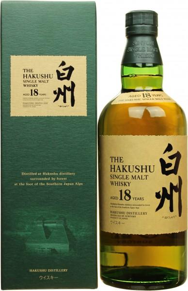 Suntory Hakushu (Japan) 18 Jahre