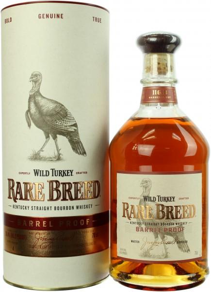Wild Turkey Rare Breed 56.4% 0,7l