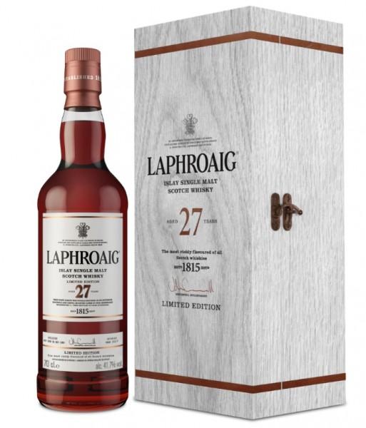 Laphroaig 27 Jahre 41.7% 0,7l