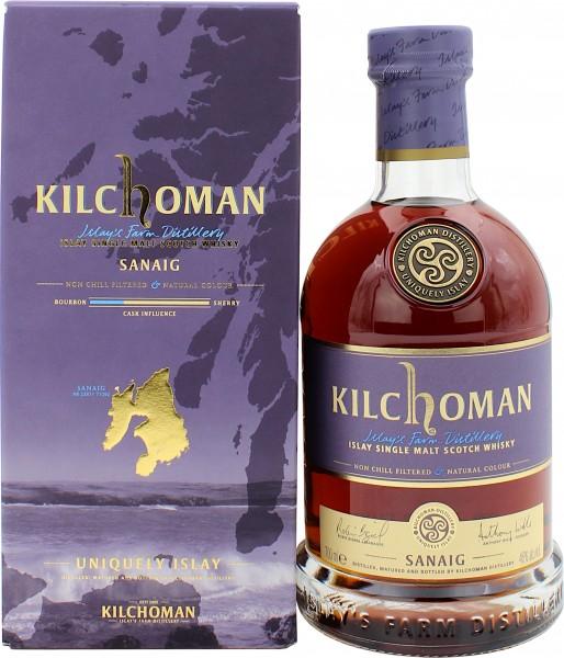 Kilchoman Sanaig Dark Batch 2020