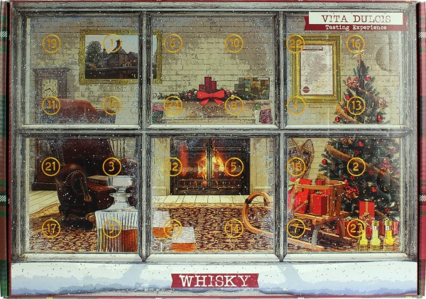 Whisky Adventskalender International 2019