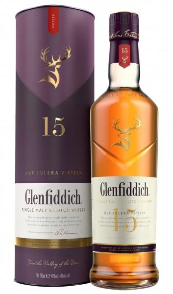 Glenfiddich 15 Jahre