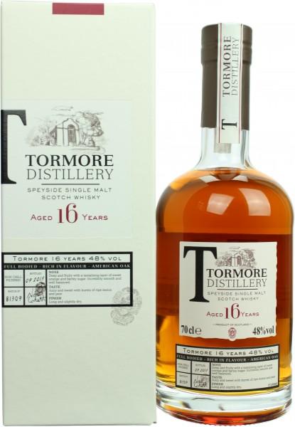 Tormore 16 Jahre