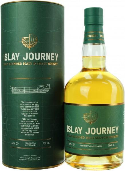Islay Journey Blended Malt 46.0% 0,7l