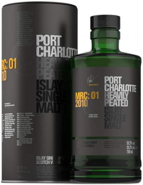 Port Charlotte MRC: 01 2010 59.2% 0,7l