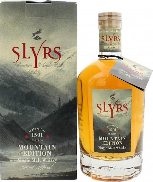 Slyrs Mountain Edition 2020 (Deutschland)