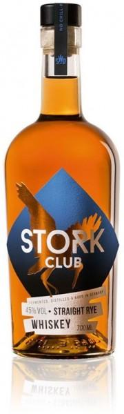 Stork Club Straight Rye