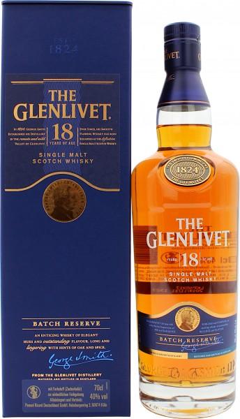 Glenlivet 18 Jahre Batch Reserve
