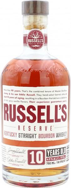 Wild Turkey Russel's Reserve 10 Jahre